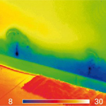 thermal imaging, problem identification